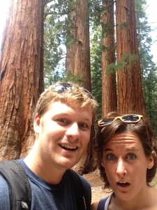 Me, Z, and a Sequoia