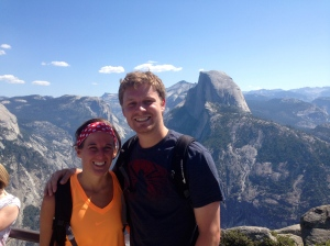 Me and Zach - Glacier Point